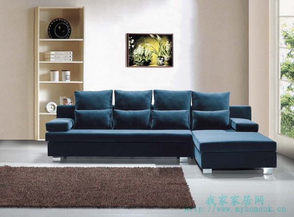布艺沙发 客厅家具图片